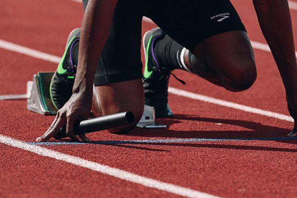 Pack deportivo Atletismo Velocista Saltador Profesional