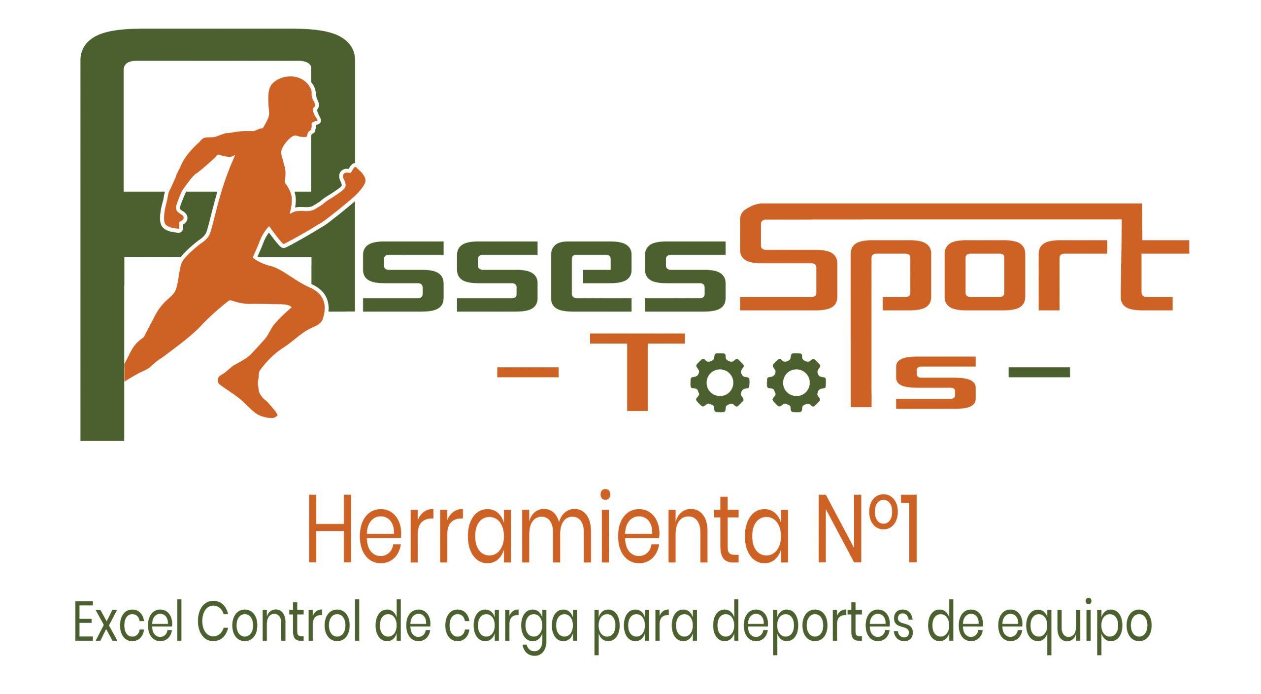 Excel Control de carga para deportes de equipo | Herramienta Nº1 – Assessport Tools